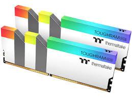 <b>Модуль памяти Thermaltake</b> Toughram RGB White DDR4 DIMM ...
