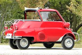 Tiny, quirky 1957 BMW Isetta 300 - ClassicCars.com Journal