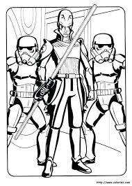 Coloriage Star Wars Clone Home Design