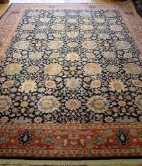 details about karastan williamsburg 559 kurdish wool american area rug handcleaned 10 x 14