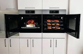 delicious technology blog benchmark series wall ovens bosch oven microwave combo