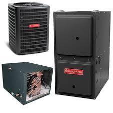 goodman 80000 btu 96. 3 ton goodman 16 seer central ac and 80,000 btu 96% efficiency gas furnace horizontal/downflow system | heatandcool.com 80000 btu 96 .