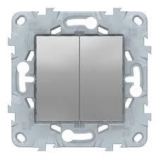 <b>Переключатель Schneider Electric</b> Unica NEW <b>NU521330</b> ...