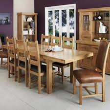Oak Furniture Dining Room Dining Room Furniture Oak Oak Dining Table And Chairs For Dining