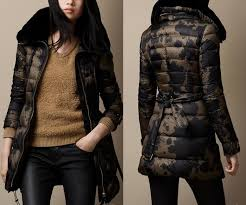 stylish puffer jackets and coats for women from burberry brit collection