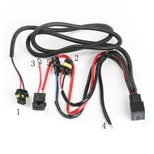 amazon com innovited universal relay wiring harness for all hid 9006 Hid With Relay Wiring Diagram amazon com innovited universal relay wiring harness for all hid single kit h1, h3, h4, h7, h8, h9, h10, h11, h13, 9004, 9005, 9006, 9007, 5202, 880, HID Headlight Wiring Diagram