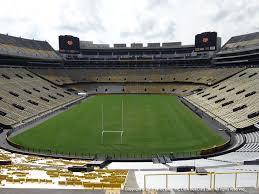 Lsu Tiger Stadium View From North Endzone 232 Vivid Seats