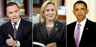 President Obama to Harold Ford: Drop talk of running for Kirsten  Gillibrand's Senate seat - New York Daily News