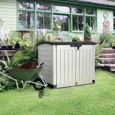 B&Q Garden Storage Sheds