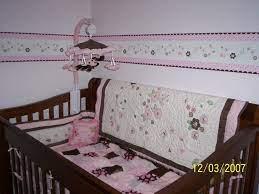 Baby Nursery Border (Page 1) - Line ...