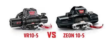 Comparison Warn Vr Vs Zeon Warn Industries Go Prepared