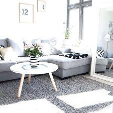 grey sofa decor couch living room gray regarding light inspirations 17