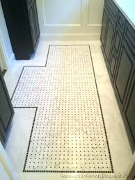 vintage bathroom floor tile ideas. Idea Mosaic Bathroom Floor Tile For Vintage Medium Size Of White Ideas E