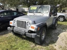 2004 jeep wrangler x in labelle fl