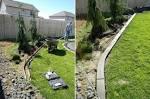 Image result for diy garden landscaping