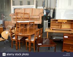2nd hand furniture. Modren 2nd Used Second Hand Furniture On Sale A UK High Street  Stock Image Inside 2nd Hand Furniture
