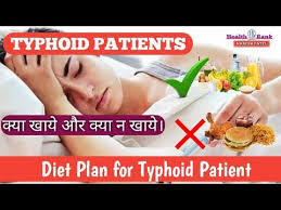 Typhoid Fever Diet Chart In Hindi Videos Matching Food To Eat 26amp Avoid During Typhoid