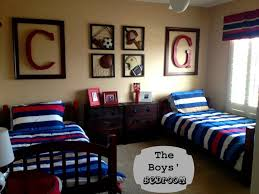 Boys Sports Themed Bedroom Ideas 2