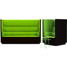 High Float Float High Large Acoustic Sofa And Armchair Apres Furniture