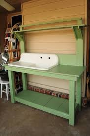 Potting Benches 593 Best Potting Benches Images On Pinterest