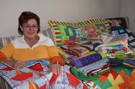Grandville woman's work provides kids in need with handmade quilts ... & ... mlive.comGrandville quilter Ronica Otto usually can be found next to a  very tall stack of quilts. Otto is dedicated to sewing for Project Linus  and ... Adamdwight.com