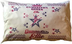9 99 7 00 stunning personalised gym pillow case 1s
