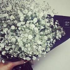 image is loading white fake silk artificial gypsophila flowers bouquet wedding