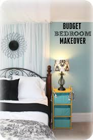 decorating a bedroom on a budget. Wondering How To Decorate Your Bedroom For Less? Here Is A Beautiful Makeover Decorating On Budget E