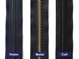 Zipper Size Chart Choosing A Replacement Zipper Slider Sailrite