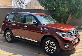 2019 Nissan Color Chart 2019 Nissan Patrol Gets New Colours Accessories Drive Arabia