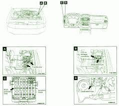 fuse layoutcar wiring diagram page  2000 mitsubishi montero fuse box diagram