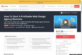 How To Start A Web Design Business From Home How To Start A Profitable Web Design Agency Business Free