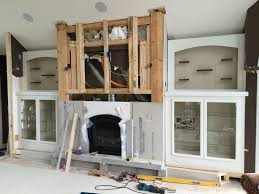 Built In With Fireplace Valley Custom Cabinets Custom Built Ins Fireplace Cabinetry