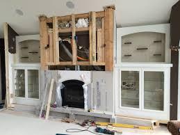 custom built ins fireplace cabinetry a center stillwater mn