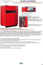 Indice termocamini inserti termostufe caldaie a biomassa pdf