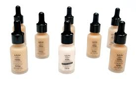 nyx professional makeup total control drop foundation review