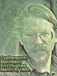 View eric hughes ' profile on home page of eric hughes , a blues group from memphis, tn usa. The Cypherpunk Manifesto By Eric Hughes Doctor Bitcoin S Cypherpunks Opensea