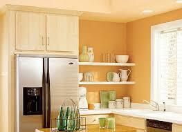 best kitchen paint colors orange