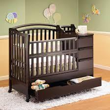 modern style crib