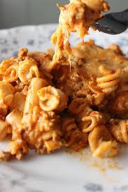cream cheese italian pasta cerole