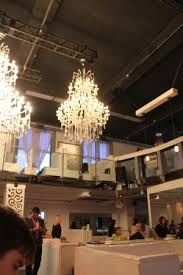 oh the crystal chandaliers light up the painting on the walls opera ultralounge
