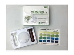 formaldehyde air rapid test kit 5th generation diy testing indoor air nort