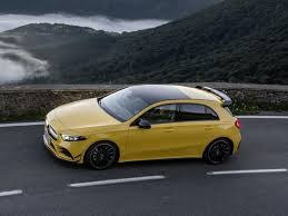 Explore the amg a 35 4matic hatch, including specifications, key features, packages and more. New Mercedes A35 Amg For Sale Jardine Motors Mercedes Benz