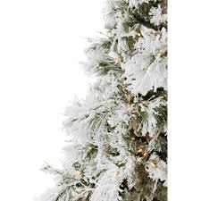 christmas time 6 5 ft frosted fir