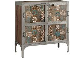 amazing metal accent cabinet kasen gray cabinets colors
