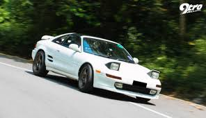 Toyota MR2 Turbo - The White Panda - 9tro