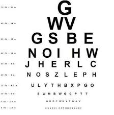Snellen Chart Uk Printable Printable Snellen Eye Chart Disabled World