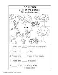 worksheets for nursery in english