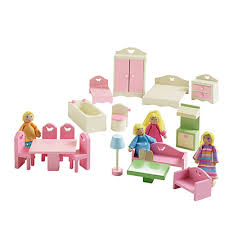 dolls furniture set. Wooden Doll Furniture Dolls Set R