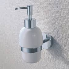 hand wash soap dispenser. Beautiful Wash Ceramic Detergent Liquid Soap Dispenser Holder Wall Mounted White Brass Hand  Wash Shower Shampoo Chrome Bathroom Kit Accessoriesin Dispensers  With Y